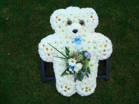 Teddy Bear - Flat