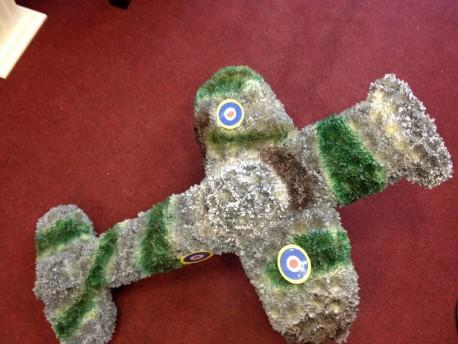 3D Spitfire Aeroplane