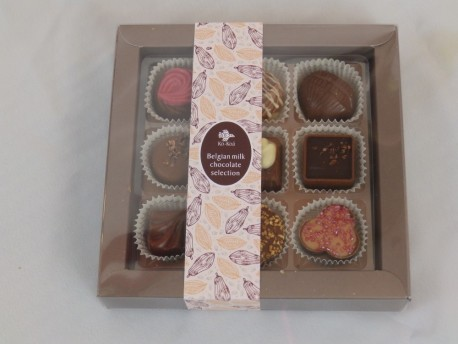 Belgian Milk Chocolates