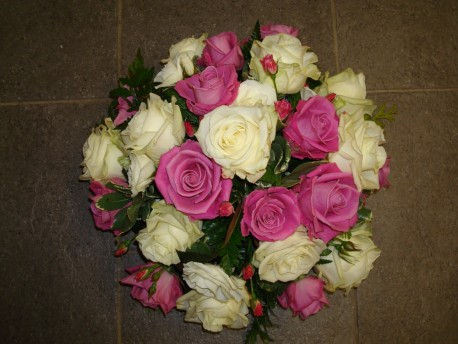 Compact Rose Posy