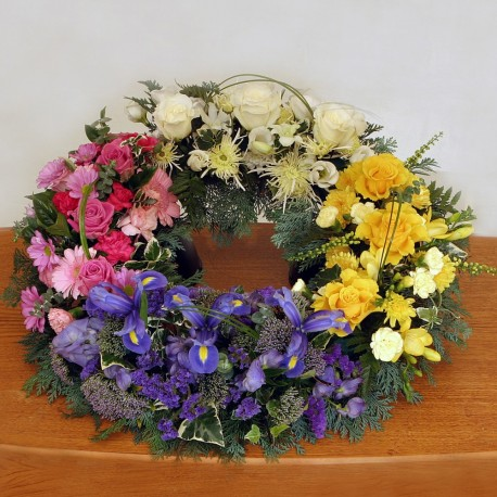 Section Wreath