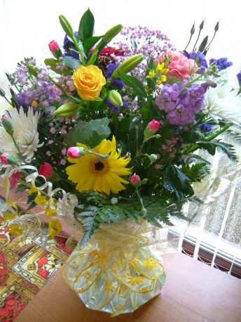 Cheerful Bouquet