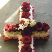 Based rose Cross