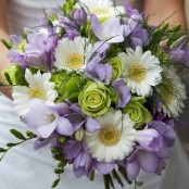Wedding Hand Tied