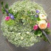 Gypsophila Wreath