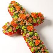 Orange Loose Cross