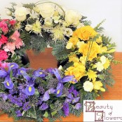 Section Wreath S083