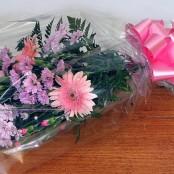Mixed Cut Flower Sheaf S015