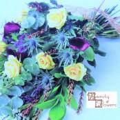 Country Cut Flower Sheaf S020